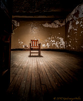 Historic Ohio State Reformatory-   The Mysterious-Chair Room