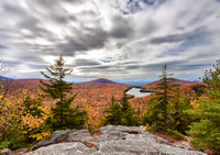 """Owl's Head"" - Groton State Forest, Vermont"