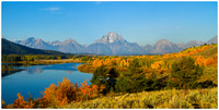 Oxbow Bend - From above