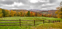 Vermont October Countryside